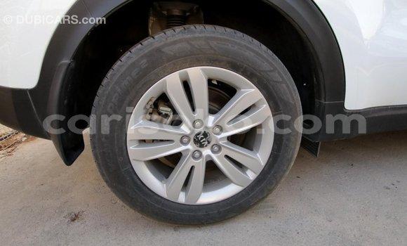 Buy Import Kia Sportage White Car in Import - Dubai in Rwanda
