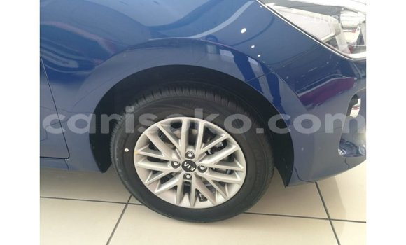 Buy Imported Kia Rio Blue Car in Gicumbi in Rwanda