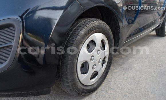 Gura Imported Kia Picanto Black Imodoka i Import - Dubai mu Rwanda