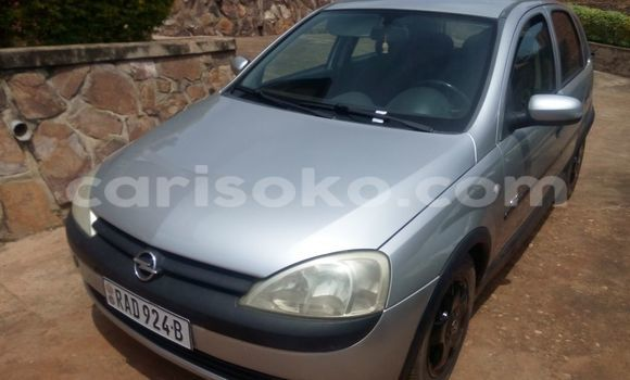 Acheter Occasion Voiture Opel Corsa Autre à Kigali au Rwanda