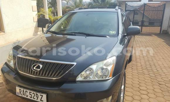 Buy Used Lexus RX 300 Black Car in Gicumbi in Rwanda
