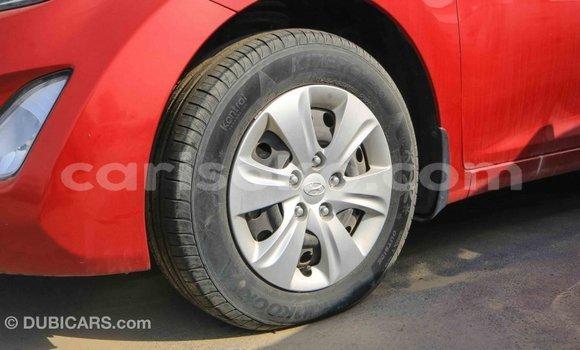 Buy Import Hyundai Elantra Red Car in Import - Dubai in Rwanda