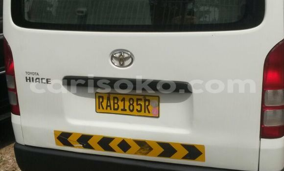 Buy New Toyota Harrier Black Car in Gicumbi in Rwanda