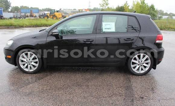 Buy Used Volkswagen Golf GTI Black Car in Kigali in Rwanda