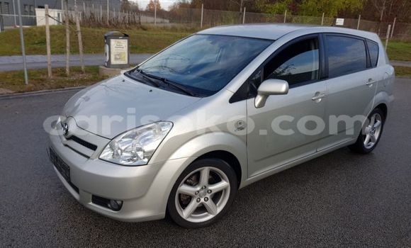 Buy Used Toyota Corolla Verso Silver Car in Kigali in Rwanda
