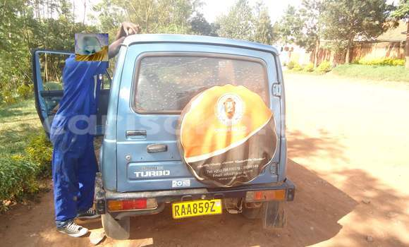 Buy Used Suzuki Alto Car in Kigali in Rwanda