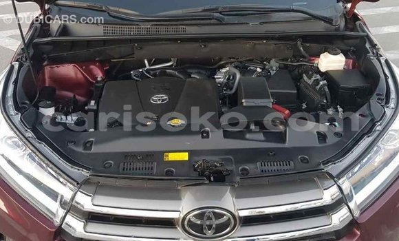 Buy Import Toyota Highlander Other Car in Import - Dubai in Rwanda