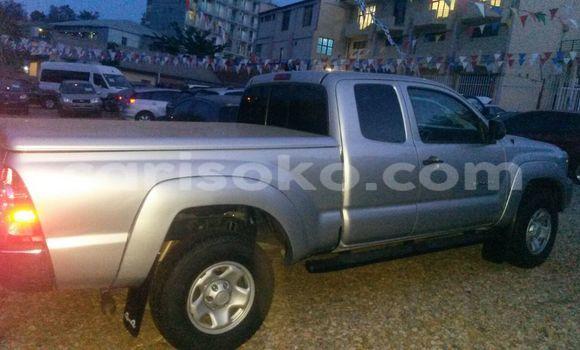 Buy New Toyota Tacoma Black Car in Kigali in Rwanda