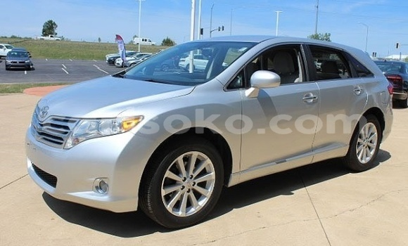 Buy Import Toyota Venza Silver Car in Byumba in Byumba