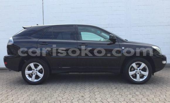 Buy Import Lexus RX 300 Black Car in Rubavu in Rwanda