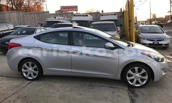 Buy Used Hyundai Elantra Beige Car in Kigali in Rwanda