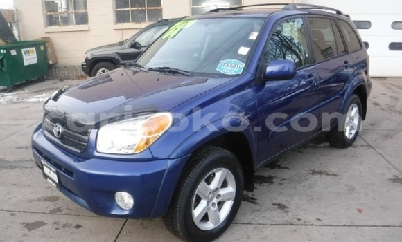 Buy Import Toyota RAV4 Blue Car in Nyamagabe in Rwanda
