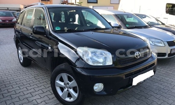 Buy Imported Toyota RAV4 Black Car in Ruhengeri in Ruhengeri