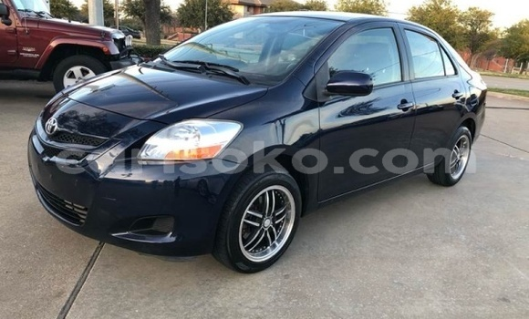 Buy Import Toyota Yaris Black Car in Gikongoro in Gikongoro