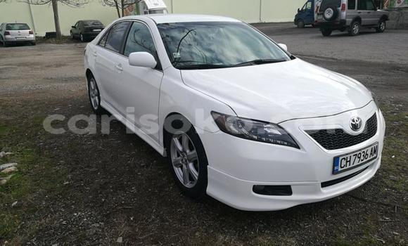 Buy Used Toyota Camry White Car in Bokwango in Rwanda