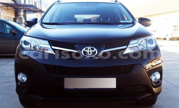 Buy Used Toyota RAV4 Black Car in Bokwango in Rwanda