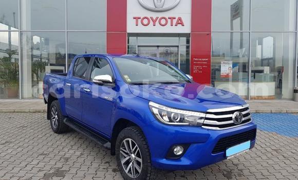 Buy Used Toyota Hilux Blue Car in Bokwango in Rwanda