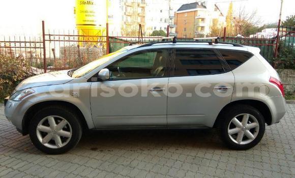 Buy Used Nissan Murano Silver Car in Bokwango in Rwanda