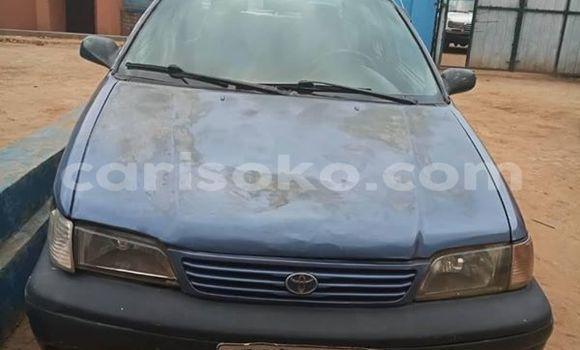 Buy Used Toyota Tercel Blue Car in Kigali in Rwanda