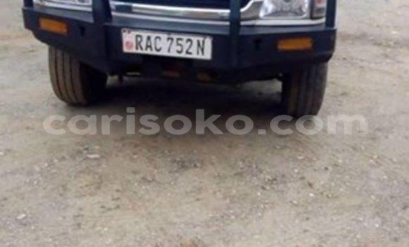 Buy Used Toyota Pickup White Car in Kigali in Rwanda