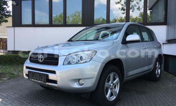 Buy Import Toyota RAV4 Silver Car in Bokwango in Rwanda