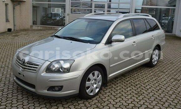 Buy Import Toyota Avensis Silver Car in Kigali in Rwanda