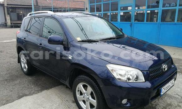 Buy Used Toyota RAV4 Blue Car in Bokwango in Rwanda