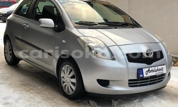 Buy Used Toyota Yaris Silver Car in Bokwango in Rwanda