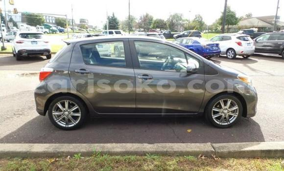 Buy Used Toyota Yaris Beige Car in Kigali in Rwanda