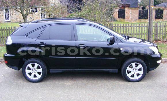 Buy Used Lexus RX 330 Black Car in Kigali in Rwanda