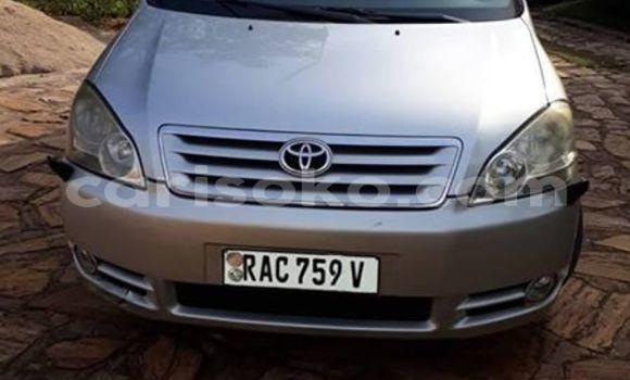 Buy Used Toyota Avensis Silver Car in Kigali in Rwanda