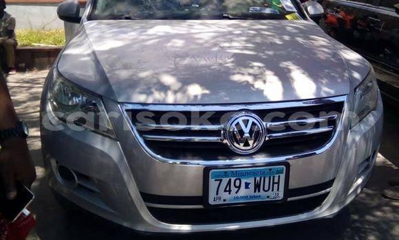 Gura Yakoze Volkswagen Tiguan Silver Imodoka i Kigali mu Rwanda