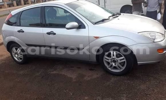 Buy Used Ford Focus Silver Car in Kigali in Rwanda