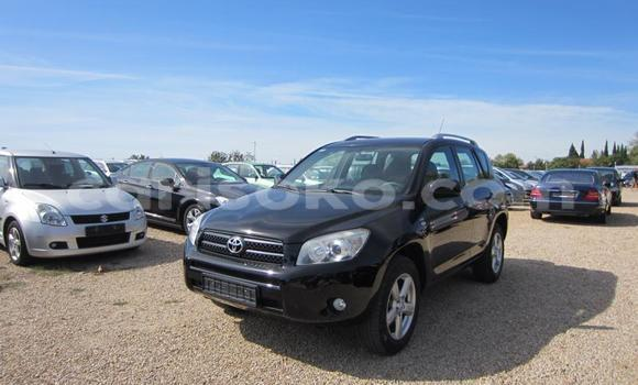 Buy Used Toyota RAV4 Black Car in Byumba in Byumba