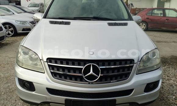 Buy Used Mercedes‒Benz ML–Class Silver Car in Bokwango in Rwanda