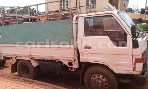 Buy Used Toyota Dyna White Car in Kigali in Rwanda