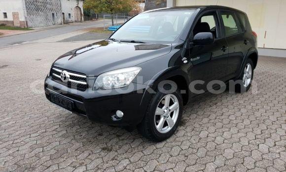 Buy Import Toyota RAV4 Black Car in Kigali in Rwanda