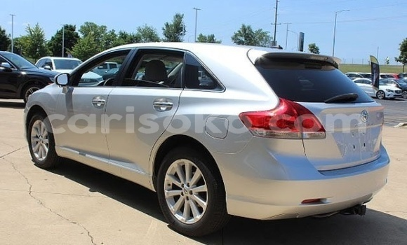 Buy Import Toyota Venza Silver Car in Bokwango in Rwanda