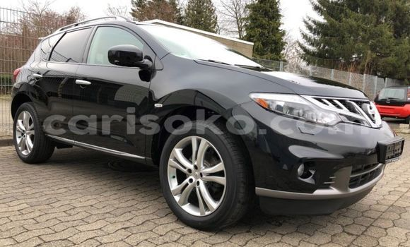 Buy Import Nissan Murano Black Car in Gikongoro in Gikongoro