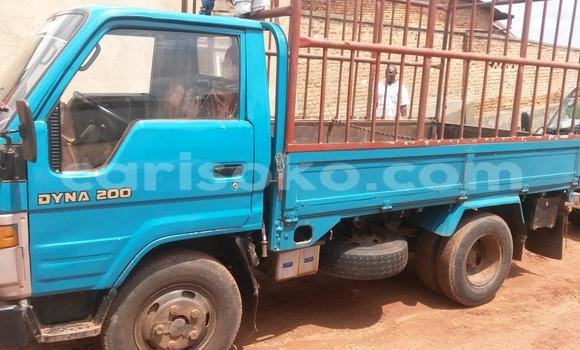 Acheter Occasion Voiture Toyota Dyna Bleu à Kigali au Rwanda