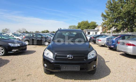 Buy Used Toyota RAV4 Black Car in Bokwango in Rwanda