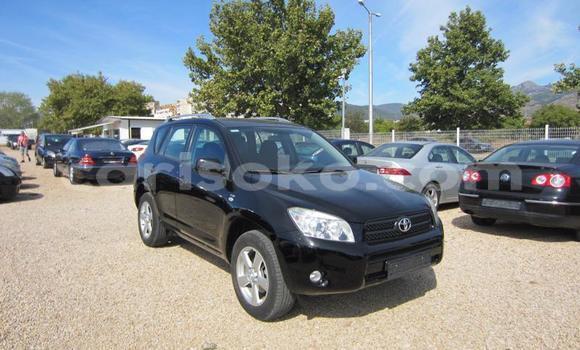 Acheter Occasion Voiture Toyota RAV4 Noir à Bokwango, Rwanda