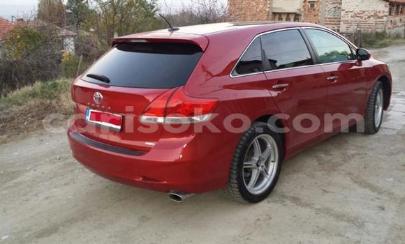 Buy Used Toyota Venza Red Car in Bokwango in Rwanda