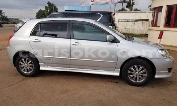 Buy Used Toyota Corolla Brown Car in Kigali in Rwanda