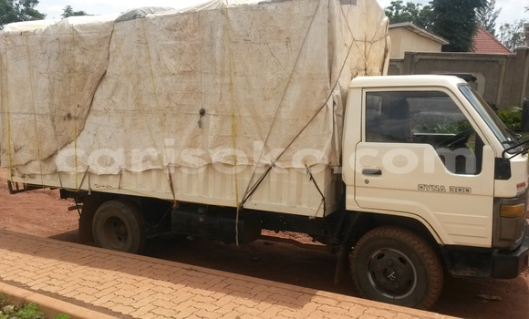 Acheter Occasion Voiture Toyota Dyna Blanc à Kigali au Rwanda