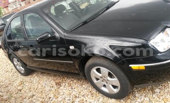 Acheter Occasions Voiture Volkswagen Bora Noir à Kigali au Rwanda
