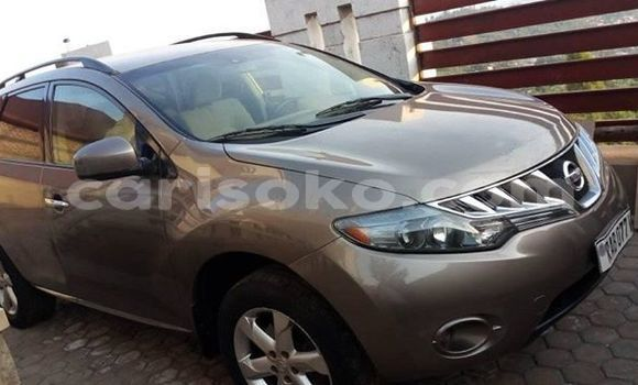 Buy Used Nissan Murano Other Car in Kigali in Rwanda