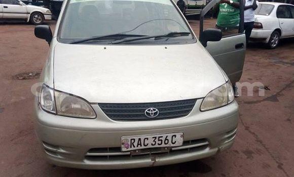 Buy Used Toyota Spacio Silver Car in Kigali in Rwanda