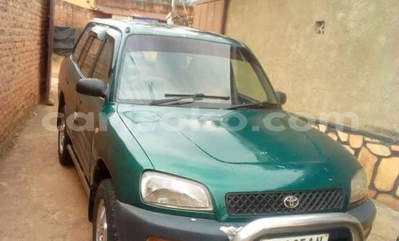 Buy Used Toyota RAV4 Green Car in Kigali in Rwanda
