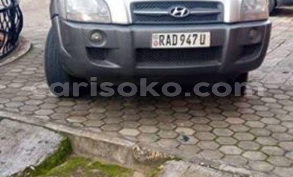 Buy Used Hyundai Tucson Silver Car in Kigali in Rwanda